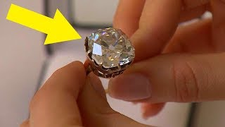 Download Woman Wears $13 Ring For 30 Years, Looks Again And Realizes She's A Millionaire Video