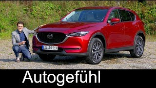 Download Mazda CX-5 FULL REVIEW 2.5 Skyactiv-G COD test CX5 2018 - Autogefühl Video