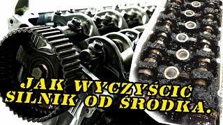 Download Jak wyczyścić silnik od środka. ABC płukanek + wymiana oleju Video