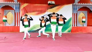 Download Vande Mataram - ABCD 2 Official Dance Video - Choreography By Chankx Video
