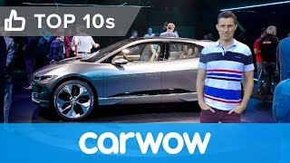 Download Jaguar I-Pace – all you need to know about the electric SUV | Top 10s Video