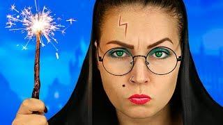 Download Harry Potter – Hogwarts School / School Pranks And Life Hacks Video