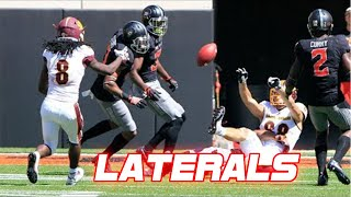 Download Craziest Lateral Plays in Football History Video