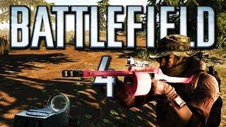 Download Battlefield 4 Online Funny Moments - Pink Gun Glitch & Sniper King! (I Can't Wait for BF: Hardline!) Video