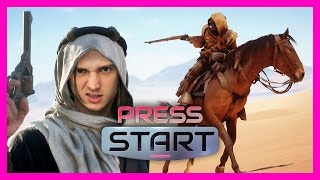 Download STAYING STEALTHY IN BATTLEFIELD 1 (Press Start) Video