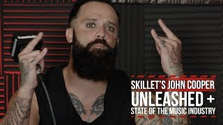 Download Skillet's John Cooper: Don't Tell Me Rock Is Dead Video