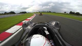 Download Onboard laps of Oulton Park in a BAC Mono Video