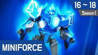 Download Miniforce Season 1 Ep 16~18 Video