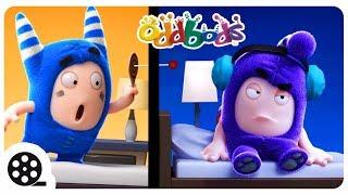 Download Oddbods - NOISY NEIGHBOURS | Funny Cartoons For Kids | The Oddbods Show Video
