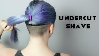 Download UNDERCUT SHAVE!! Video