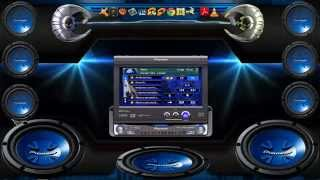SKIN RAINMETER SPEAKER+EFFECT 2015 Free Download Video MP4 3GP M4A