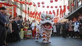 Download 2017 Chinese New Year in London Chinatown and Wonderful Patisserie Video