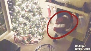Download Top 10 Times Santa was Caught on Camera Video