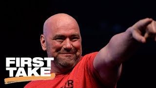 Download Should Dana White let Conor McGregor box again? | First Take | ESPN Video