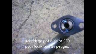 Download debridage pot bidalot pour ludix blaster peugeot Video
