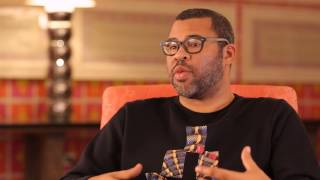 Download Jordan Peele explains how his horror flick 'Get Out' is terrifyingly relevant to Black America Video