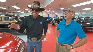 Download Richard Petty Car Collection Tour Video