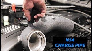 Download VRSF BMW N54 Charge Pipe Upgrade Kit DIY Video