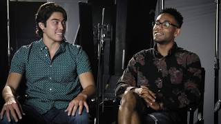 Download Meet FORREST & ISAIAH - Steam Room Stories Video