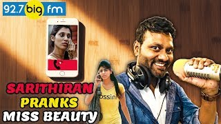 Download Sarithiran Pranks Miss Beauty | Sarithiranin Narithanam Video