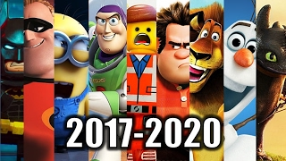 Download Upcoming Animated Movies 2017-2020 Video