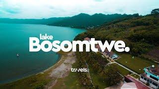Download The Lake Bosomtwe, Ashanti Region - Ghana (Ghana Lakes) Video