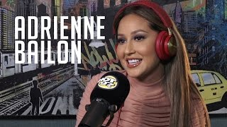 Download Adrienne Bailon Talks Voter Registration, Wanting Babies & Growing Up in the LES Video