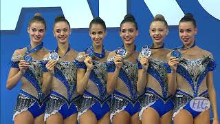 Download 2017 Rhythmic Worlds, Pesaro (ITA) – Flight of the Farfalle – We are Gymnastics ! Video