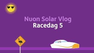 Download Nuon Solar Vlog - Racedag 5 Video