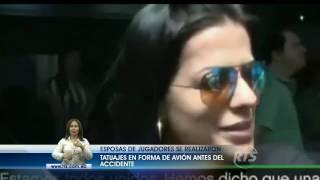 Download La conmovedora historia de 13 esposas de jugadores del Chapecoense fallecidos Video