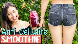 Download SMOOTHIE TO GET RID OF CELLULITE! Video