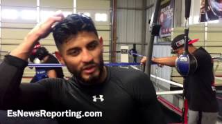 Download Abner Mares on Robert Garcia: I got 12 rounds of sparring as my birthday present - esnews boxing Video