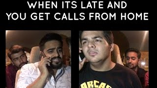 Download When its late and you start getting calls from HOME. Video