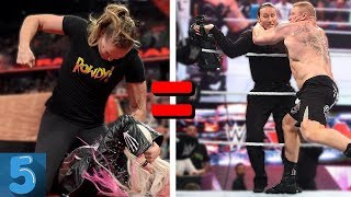 Download 5 WWE Wrestlers Who Completely Lost It Video