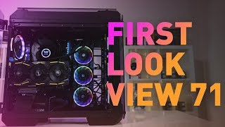 Download First Look | View 71 Tempered Glass Chassis Video
