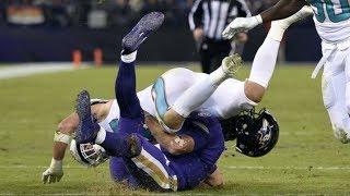 Download NFL DIRTY Quarterback Cheap Shots Video