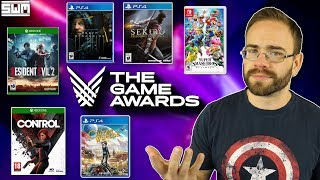Download The Game Awards Nominations Are In...Here's What I Think Should Win Video