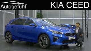 Download All-new Kia Ceed REVIEW reveal 2018/2019 - Autogefühl Video