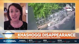 Download #GME | Khashoggi Disappearance: Saudi Arabia facing international isolation Video