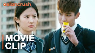 Download The hottest guy in school wants to be my math tutor | 'So Young 2: Never Gone' w/ Kris Wu, Liu Yifei Video