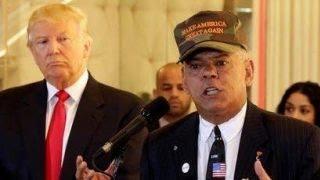 Download Veteran defends Trump's support of vets, slams liberal media Video