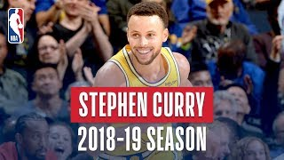 Download Stephen Curry's Best Plays From the 2018-19 NBA Regular Season Video