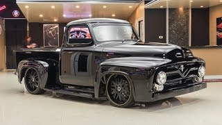 Download 1955 Ford Pickup For Sale Video