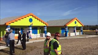 Download Legoland Beach Retreat Grand Opening Announcement and Construction Tour Video