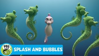 Download SPLASH AND BUBBLES   One Small Ripple Song!   PBS KIDS Video