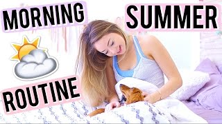 Download Summer Morning Routine! | Meredith Foster Video