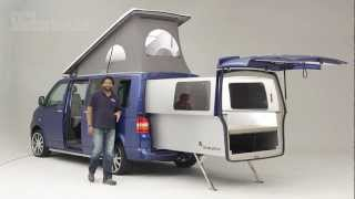 Download Practical Motorhome Doubleback VW Camper review Video