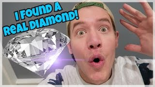 Download I FOUND A REAL DIAMOND! Video