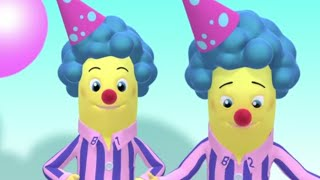 Download Clowning Around - Full Episode Jumble - Bananas In Pyjamas Official Video