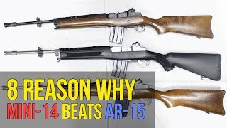 Download 8 Reasons Why the Ruger Mini-14 is Better Than the AR15 (4K UHD) Video
